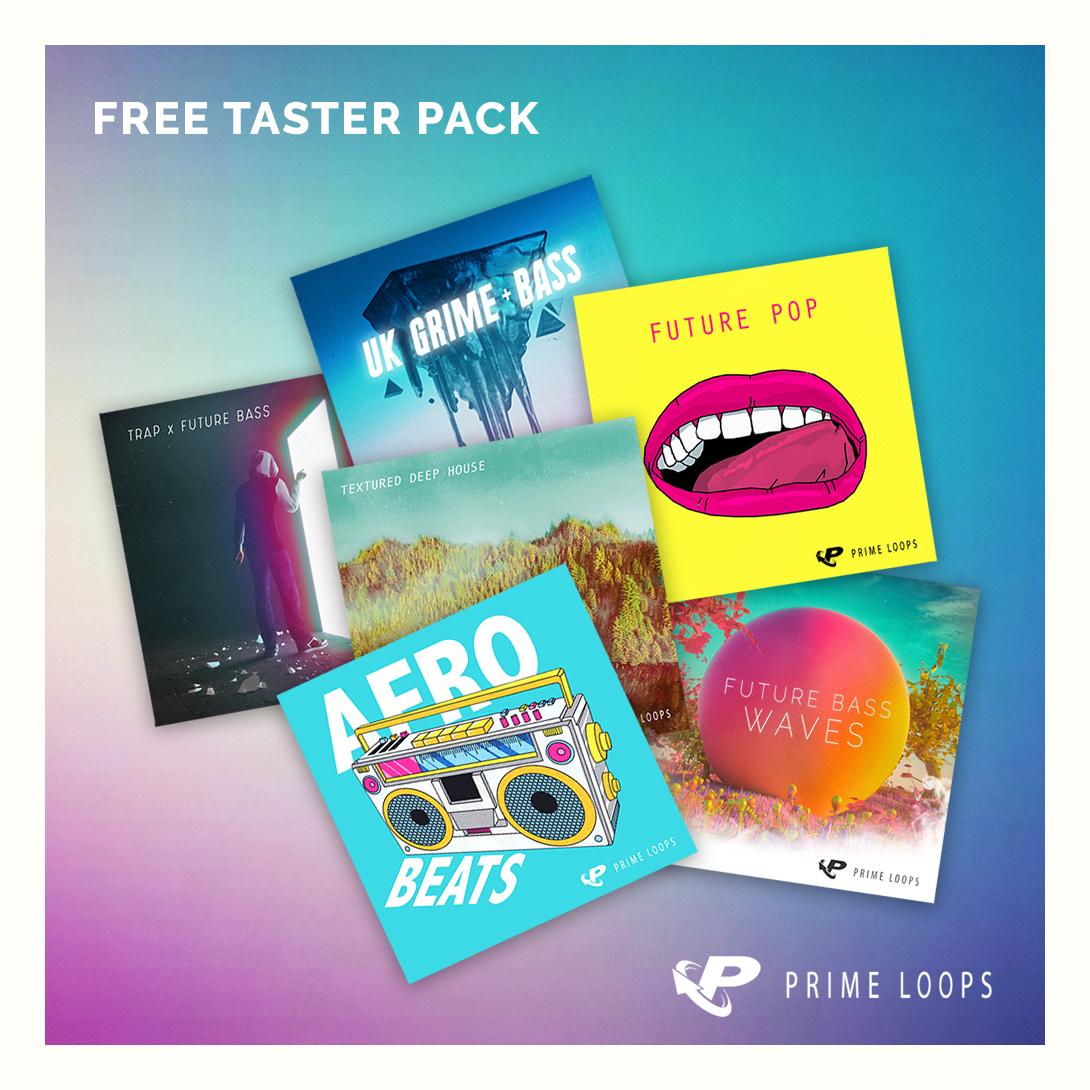 Prime Loops X Numark Taster Pack