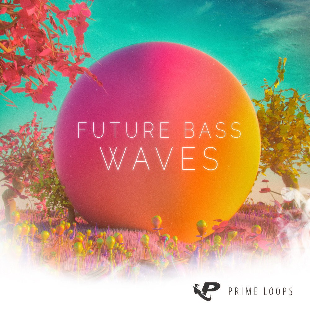 Prime Loops Future Bass Waves