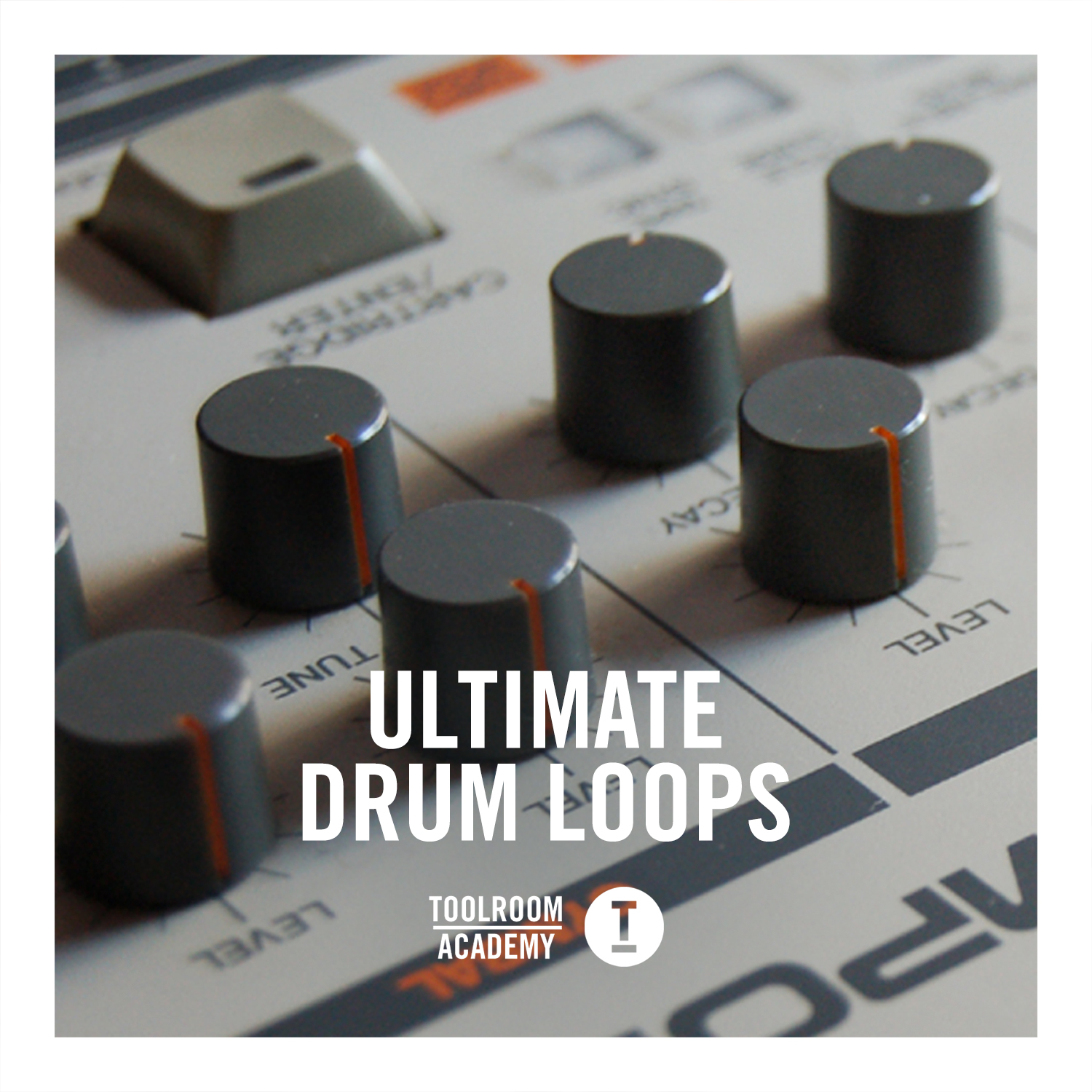 Toolroom  Ultimate Drum Loops